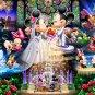 DS-1000-769 Minnie Mickey Mouse Church Wedding (Tenyo Disney Jigsaw Puzzle)