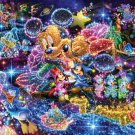 DS-1000-771 Mickey Minnie Mouse Starry Sky (Japan Tenyo Disney Jigsaw Puzzle)