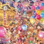 D-2000-612 Twilight Park and Mickey Minnie (Japan Tenyo Disney Jigsaw Puzzle)
