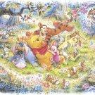 D-500-421 Winnie the Pooh (Japan Tenyo Disney Jigsaw Puzzle)