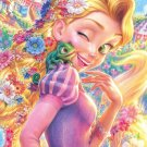 D-500-468 Princess Rapunzel Best Friends (Japan Tenyo Disney Jigsaw Puzzle)