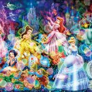 DPG-266-564 Disney Princess (Japan Tenyo Disney Jigsaw Puzzle)