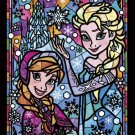 DSG-266-753 Disney Frozen Ana and Elsa (Japan Tenyo Disney Jigsaw Puzzle)