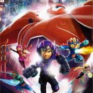 DSG-266-755 Disney Baymax Big Hero 6 (Japan Tenyo Disney Jigsaw Puzzle)