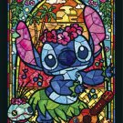 DSG-266-758 Disney Lilo and Stitch (Japan Tenyo Disney Jigsaw Puzzle)