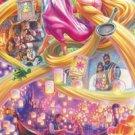 D-950-598 Disney Princess Rapunzel Story (Japan Tenyo Disney Jigsaw Puzzle)