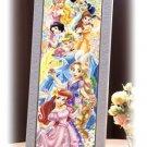 DSG-456-707 Disney Six Princess (Japan Tenyo Disney Jigsaw Puzzle)