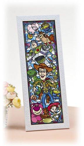 DSG-456-719 Disney Pixar Toy Story Stained Glass (Tenyo Disney Jigsaw Puzzle)