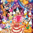 DSG-500-401 Disney Birthday Party Minnie Mickey (Tenyo Disney Jigsaw Puzzle)