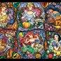 DSG-500-419 Disney Six Princess Stained Glass (Japan Tenyo Disney Jigsaw Puzzle)