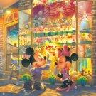 DSG-500-423 Disney Mickey Mouse Minnie Mouse Wonderful Toy World (Tenyo Disney)