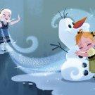 D-108-768 Disney Frozen The Snow Queen (Japan Tenyo Disney Jigsaw Puzzle)