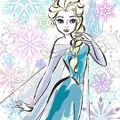 D-108-776 Disney Flower Princess Collection - Elsa (Tenyo Disney Jigsaw Puzzle)