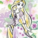 D-108-777 Disney Flower Princess Collection - Rapunzel (Tenyo Disney Puzzle)
