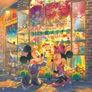 D-108-703 Disney Mickey Minnie Mouse Wonderful Toy World (Tenyo Disney Puzzle)