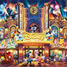 D-108-741 Disney Dream Theater Mickey Minnie Mouse (Tenyo Disney Jigsaw Puzzle)