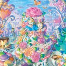 D-300-247 Disney Alice in Wonderland (Japan Tenyo Disney Jigsaw Puzzle)