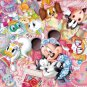 D-300-256 Disney Girls World Minnie Mouse Daisy Duck (Tenyo Disney Puzzle)