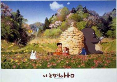 AB-500-238 My Neighbor Totoro (Hayao Miyazaki Ensky Studio Ghibli Jigsaw Puzzle)