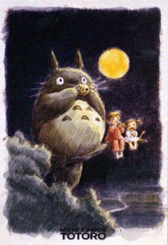 AB-300-208 My Neighbor Totoro (Hayao Miyazaki Ensky Studio Ghibli Jigsaw Puzzle)