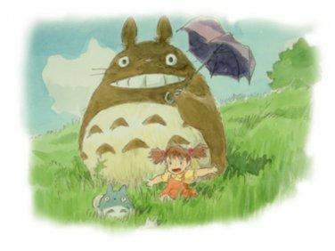 AB-300-216 My Neighbor Totoro (Hayao Miyazaki Ensky Studio Ghibli Jigsaw Puzzle)