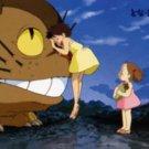 AB-300-259 My Neighbor Totoro Bus (Hayao Miyazaki Ensky Ghibli Jigsaw Puzzle)