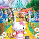 B-31-416 Hello Kitty Rainbow Castle (Japan Beverly Sanrio Jigsaw Puzzle)