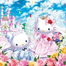B-33-067 Hello Kitty Castle Wedding (Japan Beverly Sanrio Jigsaw Puzzle)