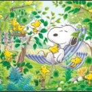 AP-3-835 Peanuts Snoopy and Woodstock - Take a nap in the shade (Apollo-sha)