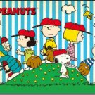 AP-10-844 Peanuts Snoopy and Woodstock - Baseball (Apollo-sha Jigsaw Puzzle)
