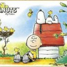 E-11-417 Peanuts Snoopy and Woodstock (Japan Epoch Jigsaw Puzzle)