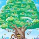 E-14-115 Peanuts Snoopy and Woodstock - BIG Tree (Japan Epoch Jigsaw Puzzle)