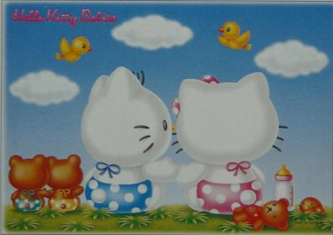 AB-108-20 Hello Kitty Babies (Japan Artbox Jigsaw Puzzle)