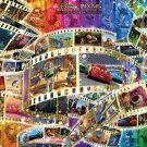 D-1000-473 Disney Pixar Animation History (Japan Tenyo Disney Jigsaw Puzzle)