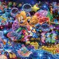 DPG-500-592 Mickey Mouse Wish upon Starry Sky (Japan Tenyo Disney Jigsaw Puzzle)