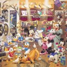 D-1000-228 Disney Shop Mickey Minnie Goofy (Japan Tenyo Disney Jigsaw Puzzle)