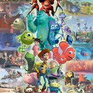 D-1000-272 Disney Pixar Toy Story Monsters Inc (Japan Tenyo Disney Jigsaw Puzzle