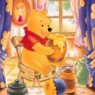 D-108-832 Disney Winnie the Pooh and Honey (Japan Tenyo Disney Jigsaw Puzzle)