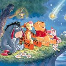 D-108-838 Winnie the Pooh Meteor Shower (Japan Tenyo Disney Jigsaw Puzzle)