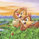 D-108-918 Disney Chip n Dale (Japan Tenyo Disney Jigsaw Puzzle)