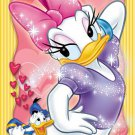 D-108-901 Disney Daisy Duck (Japan Tenyo Disney Jigsaw Puzzle)