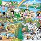 AP-10-169 Peanuts Snoopy and Woodstock (Japan Apollo-sha Jigsaw Puzzle