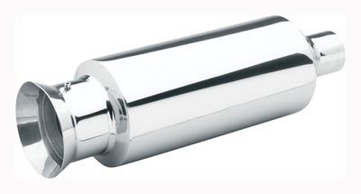 Maxam Small Stainless Steel Muffler