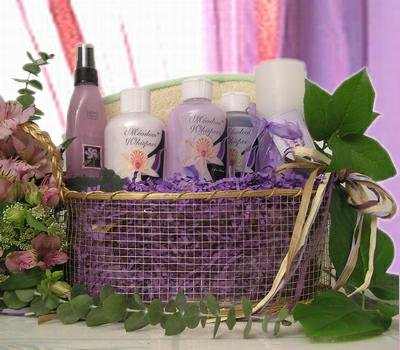 Lavender Bath Retreat