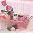 Romantic Rose Petal Spa