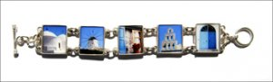 5 Photo Chunky Bracelet