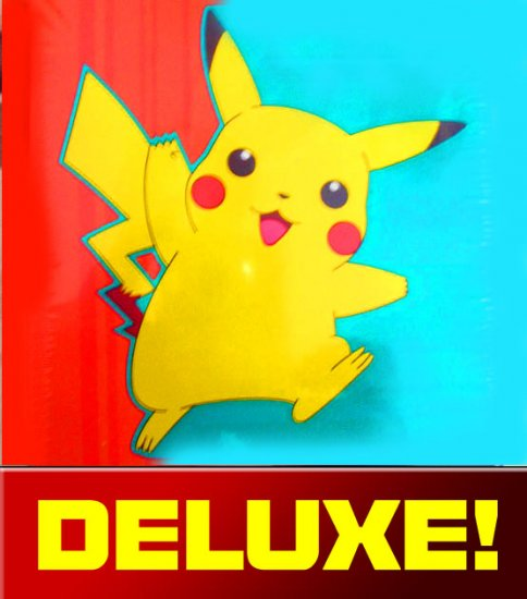 Pokemon Party Pak DELUXE Edition!