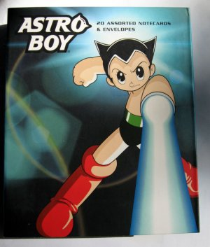 Astro Boy note Card Set  COLLECTORS!