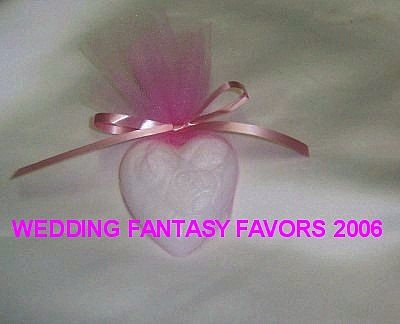 Soap Bridal Wedding Baby Shower Favors  HEART SOAPS FREE SHIP