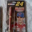 Jeff Gordon Race-Writer Wood Pen